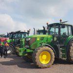 Random image: tractor run2